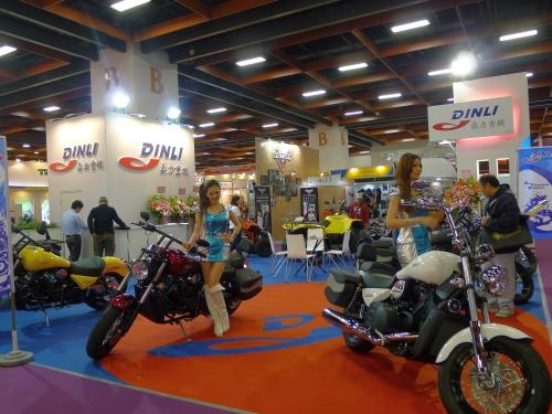 Snapshot in Motorcycle Taiwan 2013